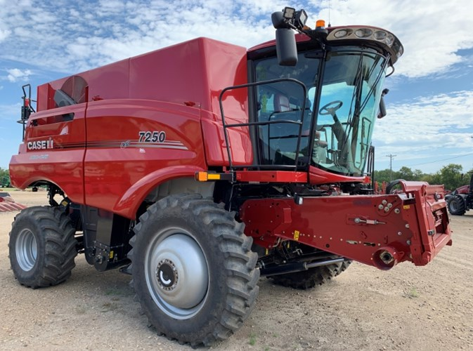 2019 Case IH 7250 Combine For Sale