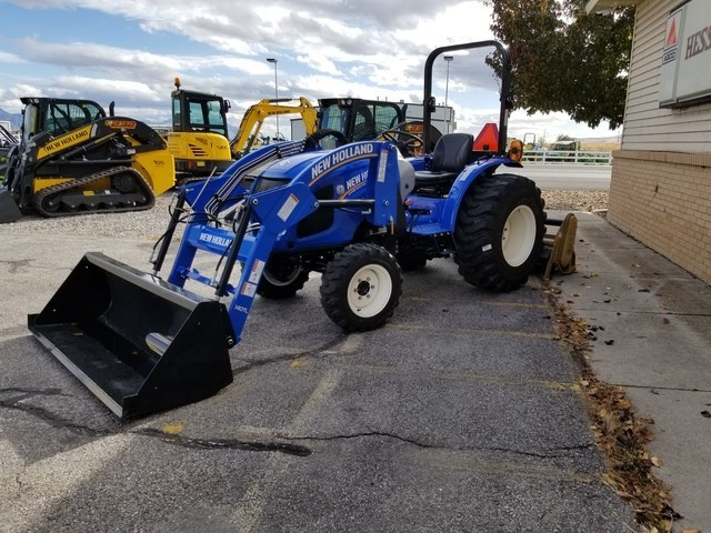 2020 New Holland WORKMASTER 40 Tractor For Sale