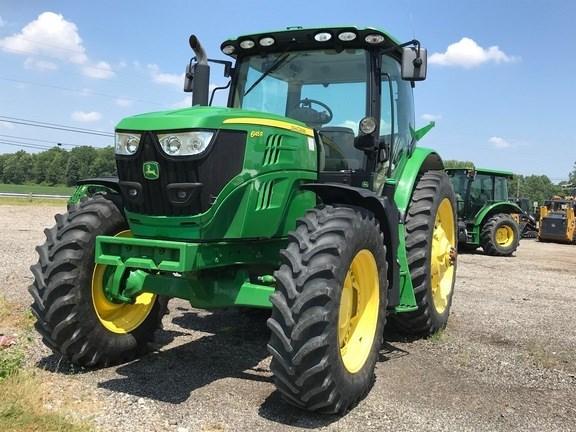 2016 John Deere 6145R Tractor - Row Crop For Sale