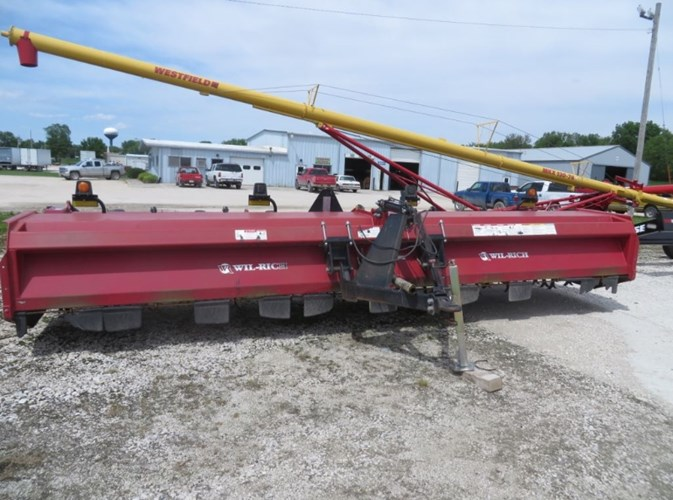 Wil-Rich 20 Stalk Chopper For Sale