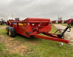 Manure Spreader-Dry/Pull Type For Sale: 2009 New Holland 195