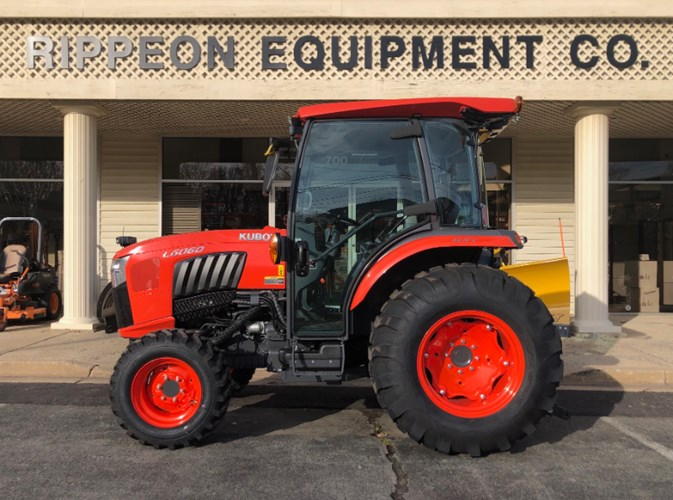 Kubota L6060HSTC Tractor For Sale