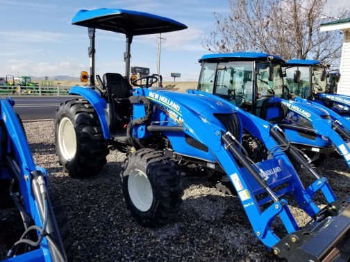 2020 New Holland BOOMER 45 Tractor - Compact For Sale