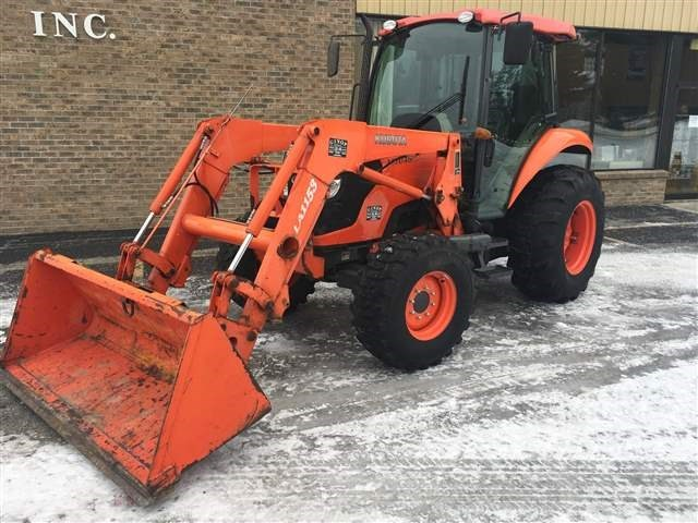 2014 Kubota M7040HDC1 Tractor For Sale