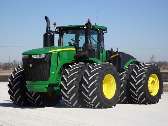 2018 John Deere 9620R Tractor - 4WD For Sale