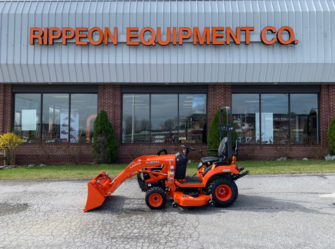 Nearest Used Tire Shop >> Kubota BX2680 Tractor For Sale » Rippeon Equipment Co ...