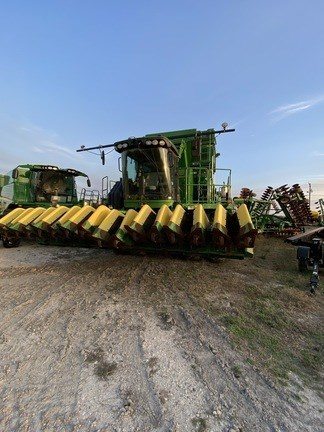 2016 John Deere CS690 Cotton Stripper For Sale