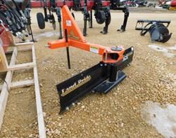 Blade Rear-3 Point Hitch For Sale: 2014 Land Pride RB1560