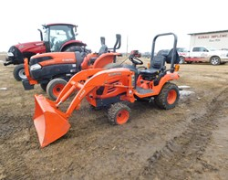 Tractor For Sale: 2008 Kubota BX2350, 23 HP