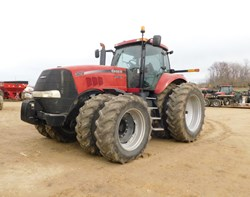Tractor For Sale: 2010 Case IH Magnum 305, 304 HP