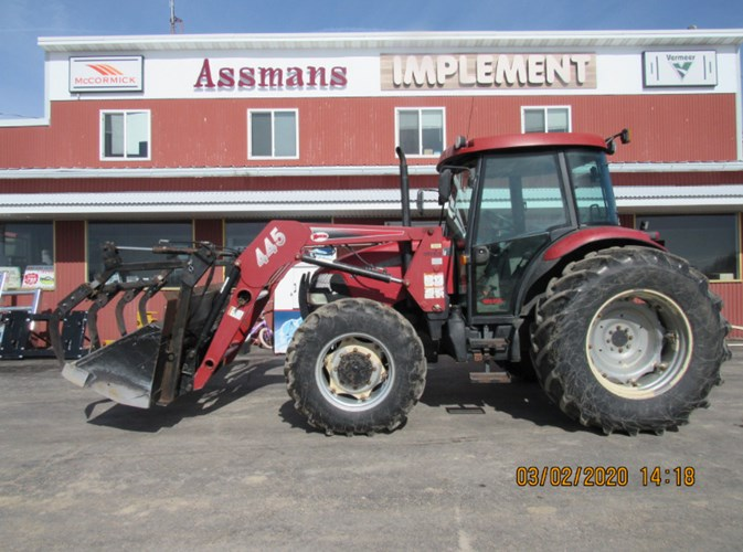 Case IH JX95 MFD Tractor For Sale
