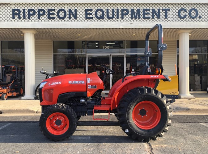 Kubota L2501HST Tractor For Sale