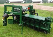 KMC  Windrower-Pull Type For Sale