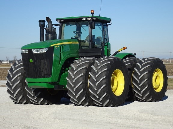 2014 John Deere 9510R Tractor - 4WD For Sale