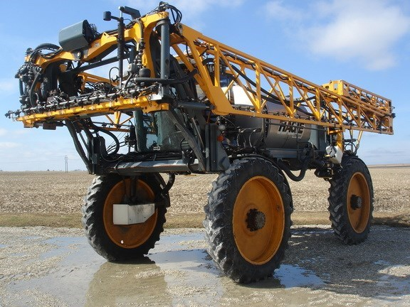 2010 Hagie STS14 Sprayer-Self Propelled For Sale