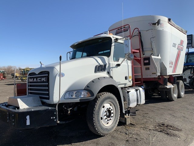 2017 Roto Mix 1355H Feed Truck For Sale