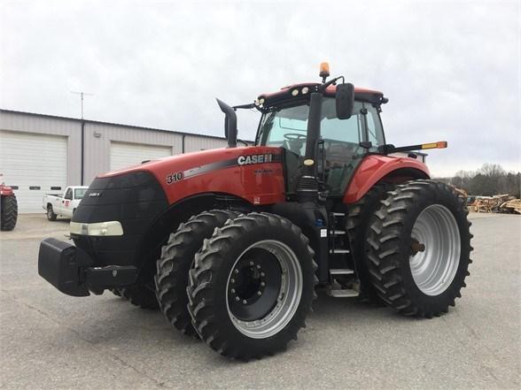 2015 Case IH MAGNUM 310 Tractor For Sale