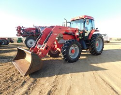 Tractor For Sale: 2007 McCormick MTX135, 131 HP