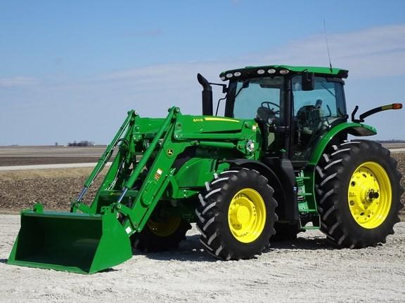 2018 John Deere 6175R Tractor - Row Crop For Sale
