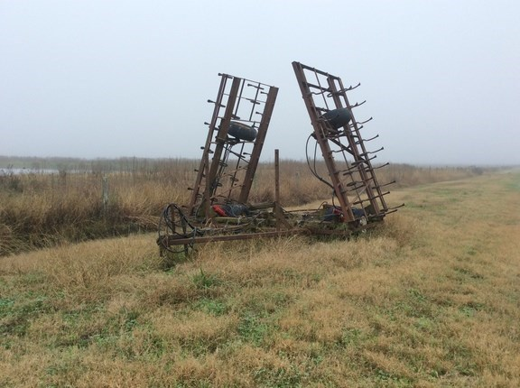 1970 Triple K 30 Field Cultivator For Sale