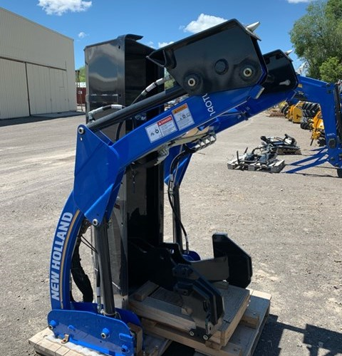 2019 New Holland 140TL Attachments For Sale