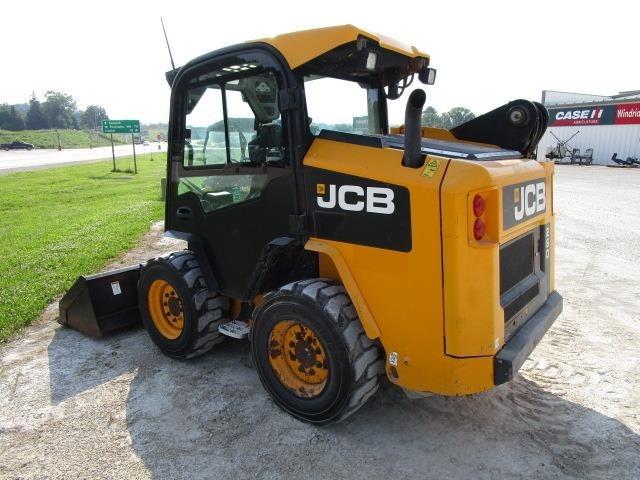 2014 JCB 260 Skid Steer For Sale