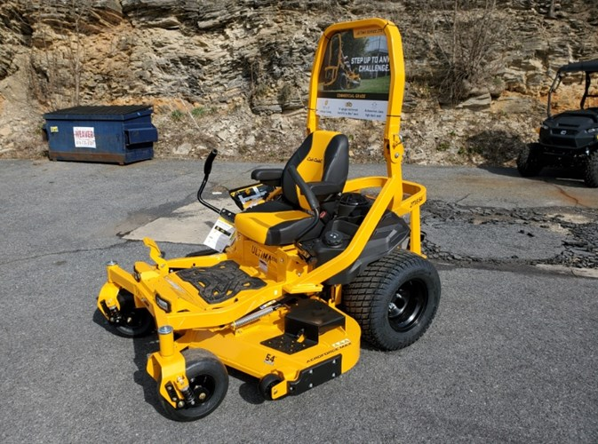 2020 Cub Cadet Ultima ZTX 5 54  Zero Turn Mower For Sale