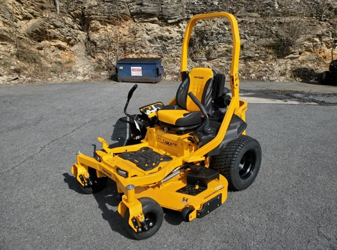 2020 Cub Cadet Ultima ZTX6 54 Zero Turn Mower For Sale