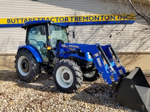 2020 New Holland WORKMASTER 65 Tractor For Sale