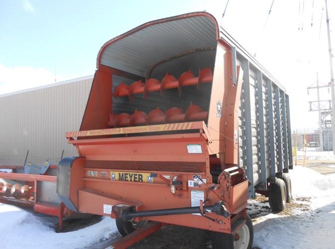 Meyer 500TSS Forage Box For Sale