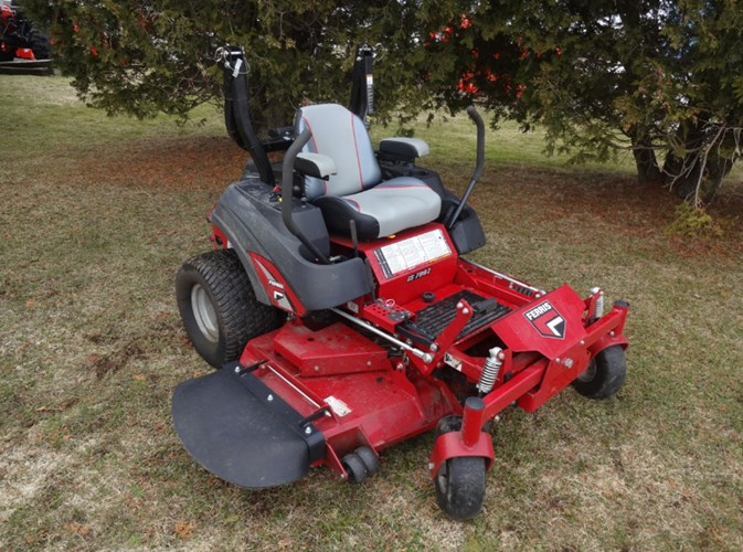 2017 Ferris IS700ZB Zero Turn Mower For Sale