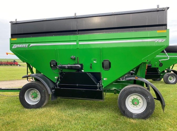 2014 Brent 757 Wagon For Sale
