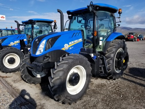 2020 New Holland T6.175 Tractor For Sale