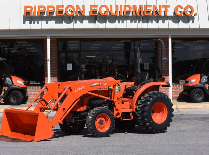 Kubota L3301HST Tractor For Sale