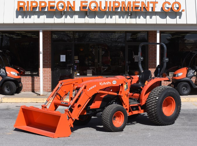 Kubota MX6000HST Tractor For Sale