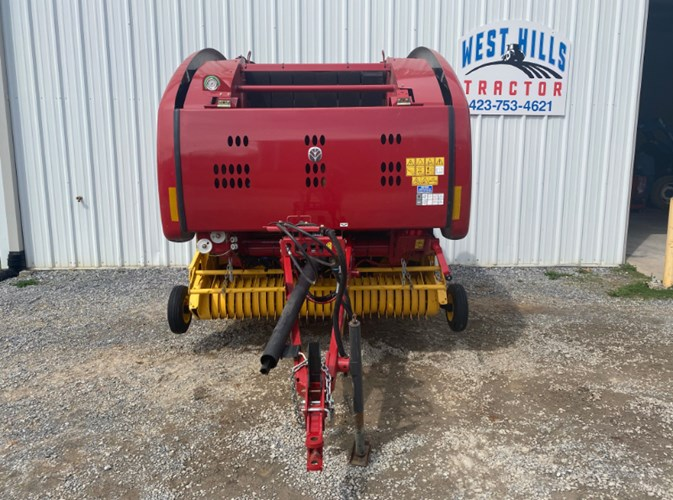 2018 New Holland Roll-Belt 450 Baler-Round For Sale