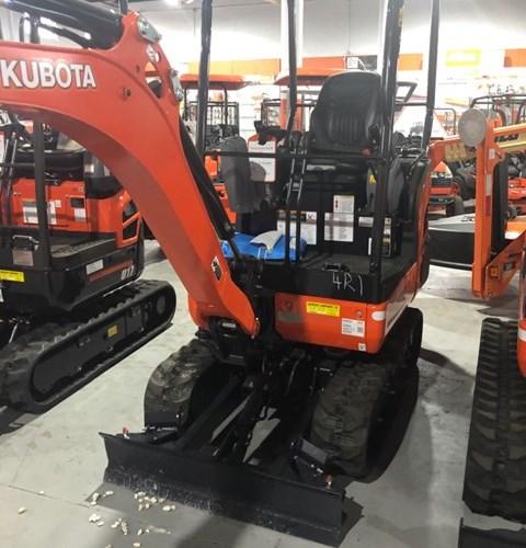 Kubota KX018-4R1 Excavator-Mini For Sale