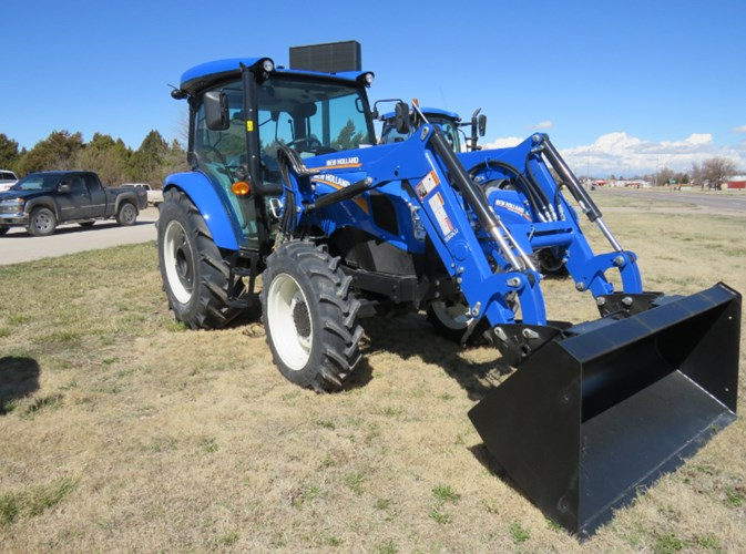 2020 New Holland WORKMASTER 75 Tractor For Sale