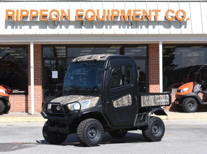 Kubota RTV-X1100 Utility Vehicle For Sale