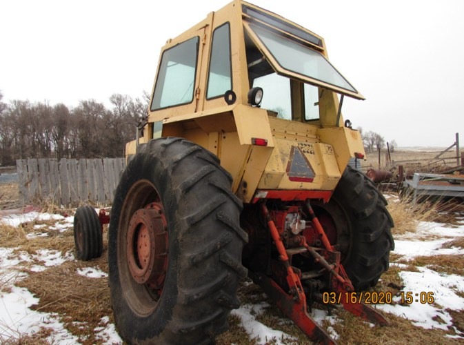 1969 Case 1170 Tractor For Sale