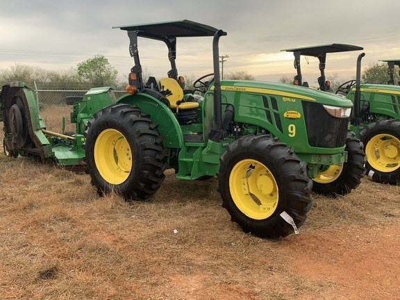2018 John Deere 5115M Tractor - Utility For Sale