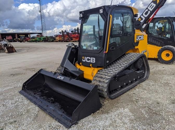 2020 JCB 270T Skid Steer-Track For Sale