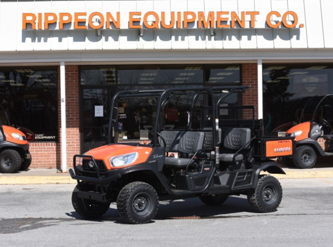 Kubota RTV-X1140 Utility Vehicle For Sale