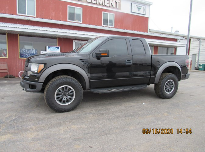 2010 Ford F150 RAPTOR Misc. Truck For Sale