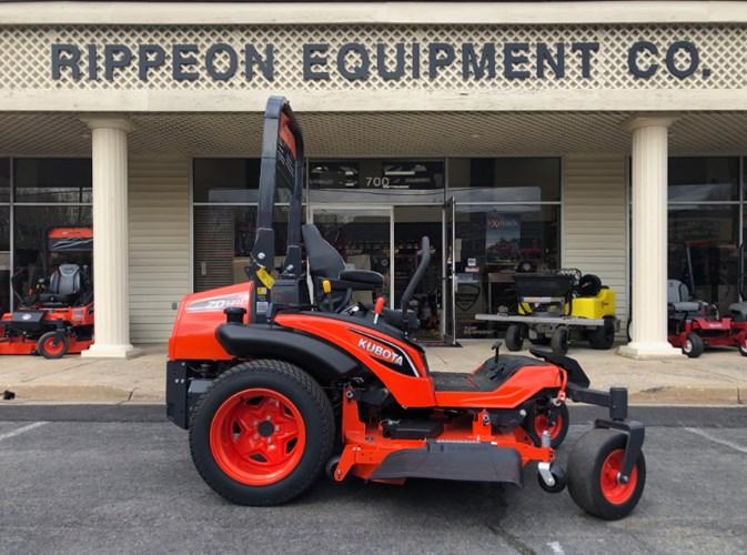 Kubota ZD1211L-3-72 Zero Turn Mower For Sale