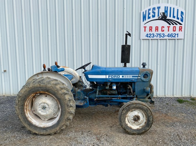1978 Ford 3600 Tractor For Sale