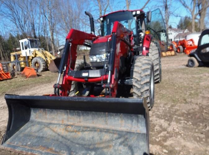 2016 Case IH 140A FARMALL Tractor - 4WD For Sale