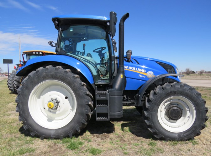 2019 New Holland T6.180 Tractor For Sale
