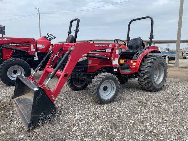2013 Mahindra 3016 Tractor For Sale