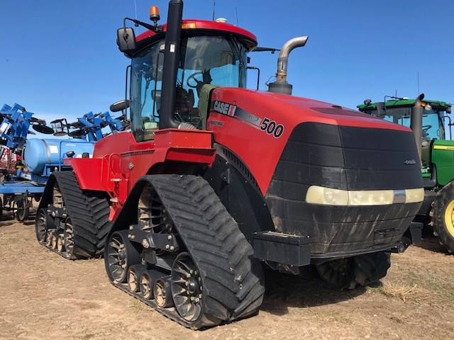 2012 Case IH 500QT Tractor - Track For Sale